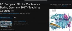 ESC 2017 Teaching Courses